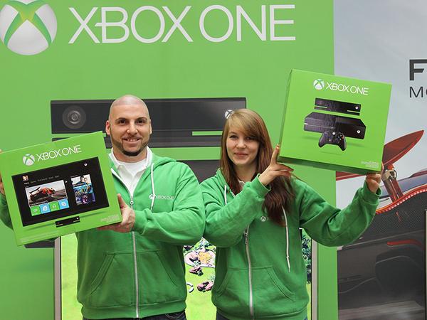 POS für Microsoft Österreich