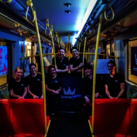easystaff Personal bei der Kronehit Ubahn Party