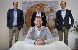 Philipp Ciza und easystaff Geschäftsführung