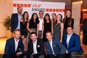 easystaff Team bei VAMP Award