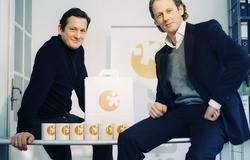 Gerhard und Thomas Huber